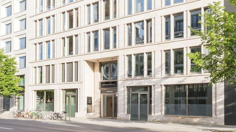 Deutsche Presseakademie depak in Berlin